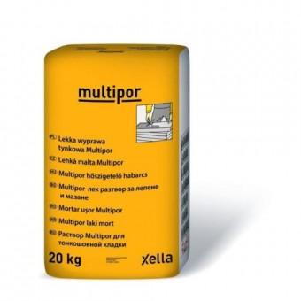 Mortar usor MULTIPOR 20kg