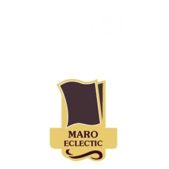 OSKAR Aqua Matt Email, 0.6L Maro eclectic, baza apa