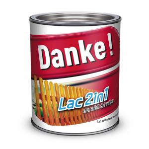 DANKE LAC NATUR 2IN1, 2.5L, incolor