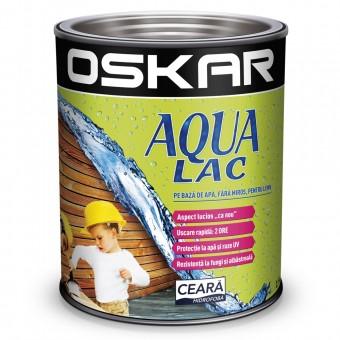 OSKAR AQUA LAC, 2.5L, WENGE