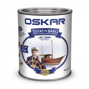 OSKAR LAC YACHT, 0.75L,  NUC INCHIS