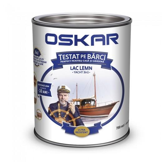 OSKAR LAC YACHT LAQUER  2.5 L incolor