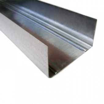 Profil PRO  KNAUF,0.6 mm,U 50 , L=3 m,(8) ghidaj, 52850