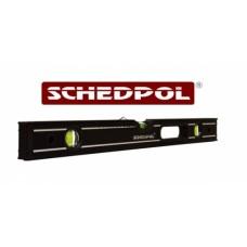Nivel (Negru)Maxi Profi cu magnit,L=  60 cm SCHEDPOL PACP