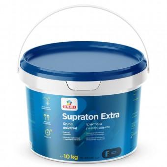Supraton Extra,10kg,incolor, grund patr.adanca,univ.(44)