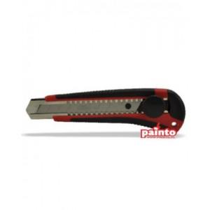 Cutit  de PVC cod 10040 PAINTO,cu lama 18 mm,