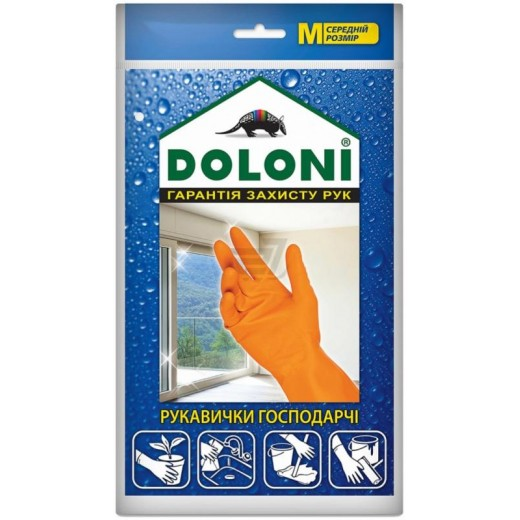Manusi DOLONI, Latex M