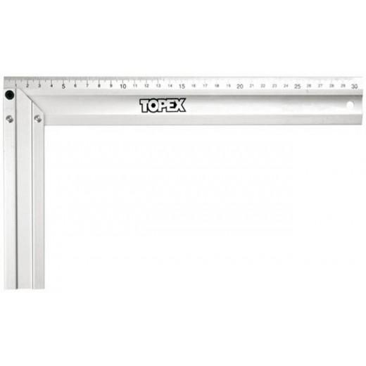 ECHER din aluminiu pt constructori 350 mm Topex,2875,
