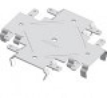 Conector *  DUBLU, transversal, pt profile CD 60x27