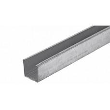 Profil PRO   KIEV  0.6 mm,  U 75 , L= 3 m, ghidaj(8)