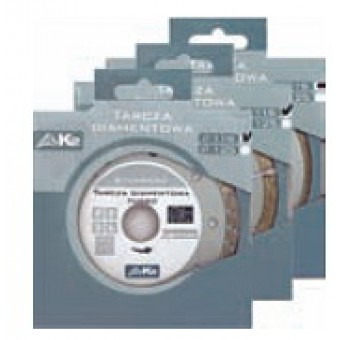 Disc cu diamante K2 STANDARD ceramica 115 mm