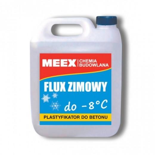 Sol.  FLUX ZIMOWY, 5 L,plastificator pt beton, Antiinghet t. -8*C(6 L la 1m3)