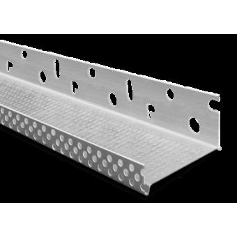 Profil de ALUMINIU pt. FATADA, 83mm x 2,5.m