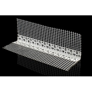 Cornier  PVC perforat+PLASA 3.0 m(50)