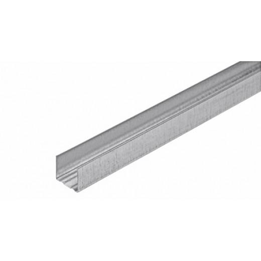 Profil PRO      UD 27/28/0.45mm,L=3m,(12) ghidaj pt tavan KP