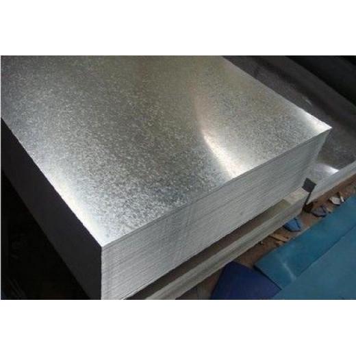 Tabla zincata 1*2m 0.4mm