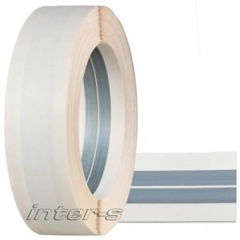 Banda   Cornier 30 m x 50mm,  de alum,protectia colt. extern