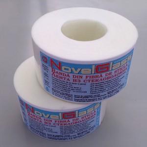 Banda  fibre de sticla (STECLOVOLOCNO),100mm*25m