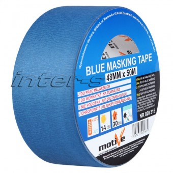 Banda   BLUE MASKING, 38 mm x 50 m,(020314),adeziva pt zugrav,