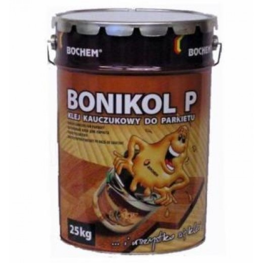 Adeziv BONIKOL P 23 kg,pt parchet pe baza de cauciuc