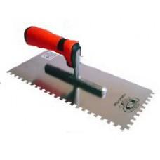 Drisca * Dintata   8 x  8mm (maner bicomp.),(127128E8),280x130mm,