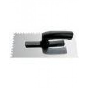 Drisca * dintata  8*8 mm,maner plastic