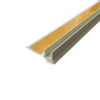 Cornier pt.GEAM Fara plasa,L= 3.0 m,ALB,PVC 6mm,(404 300)
