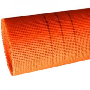 Plasa    Galbena,Roz 160 gr/m2,(se vinde RULOU 50m),5 x 5mm,fibre sticla