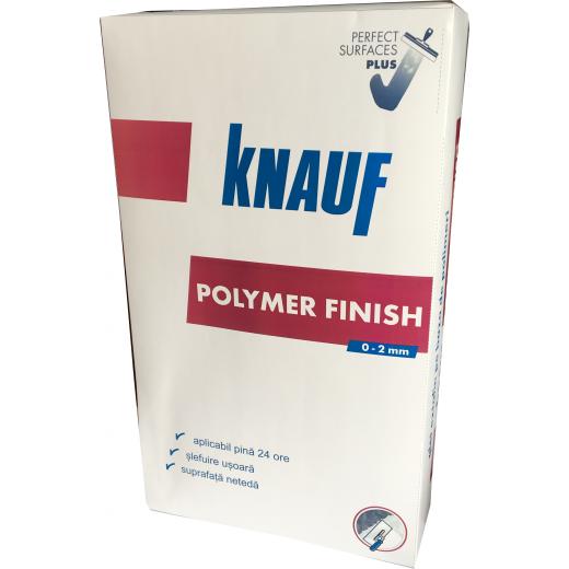 Chit  KNAUF  POLYMER FINISH  20 kg, 0-2 mm (60)