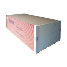 Gips-carton KNAUF  1,2x2,5m x 12,5mm, IGN