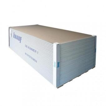 Gips-carton KNAUF   1,2x2,5m x 9.5 mm, HIDRO