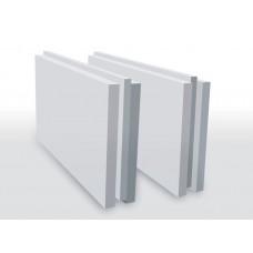 Placa  de ipsos cu falt, 666 x 500 x 80 mm (45)