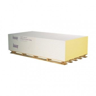 Gips-carton KNAUF Safeboard 0,625x2,5mx12,5mm, (42)