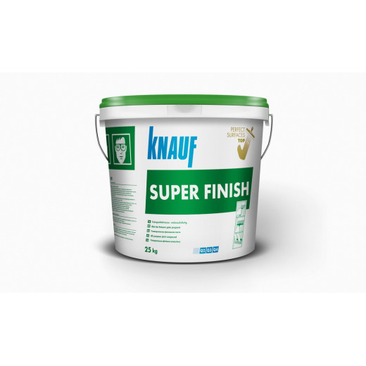 Chit  KNAUF SUPER FINISH  25 kg  glet  (30)