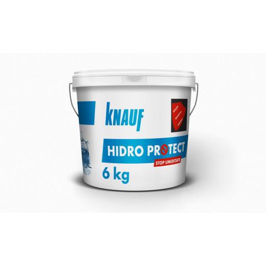 Hidroizolare   KNAUF  HIDRO   PROTECT   (6 kg)  (0.8 kg/m2 - 2 straturi )