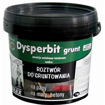 Hidroizolare  Dysperbit Grunt (5 kg)   0,25 kg/m2