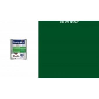Supermal, 0,8 L,  verde, vopsea email RAL 6002