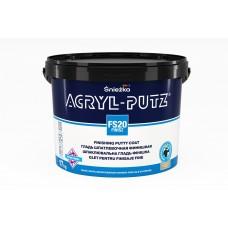 Acryl-putz finisz 1,5 kg, glet pt pereti si tavane