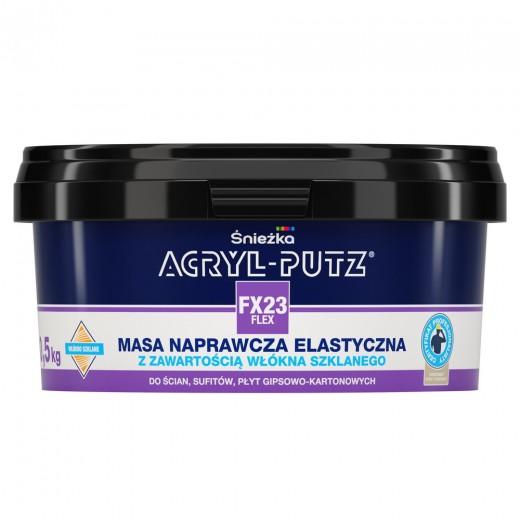 Acryl-Putz FLEX,pt rosturi cu fibra sticla 1,4 kg
