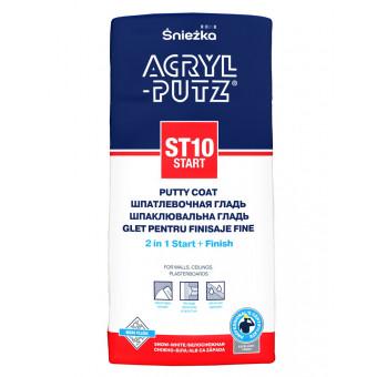 Acryl-Putz ST 10 - 20 kg, chit pentru interior