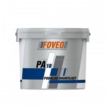 FOVEO Grund  PA 10,cu cuart pt tencuieli decorative 8 kg (0.3 kg/m2)