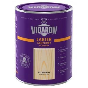 Lac acrilic pentru lemn VIDARON 0.75 L, transparent