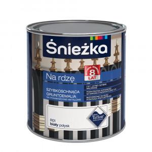 SNIEZKA NA RDZE TEFLON, 0,65 L, neagra, efect ciocan, vopsea pt metal