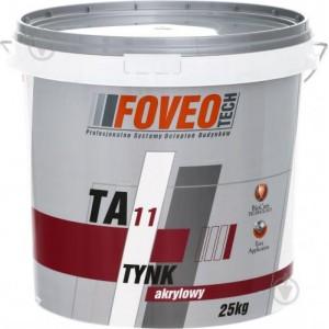 FOVEO TA 11 Tencuiala acrilica BARASEC ,25 kg (1.5mm) A
