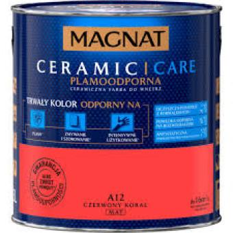 MAGNAT  CARE (antiformaldehid),  2,5 L alb, vopsea pentru interior