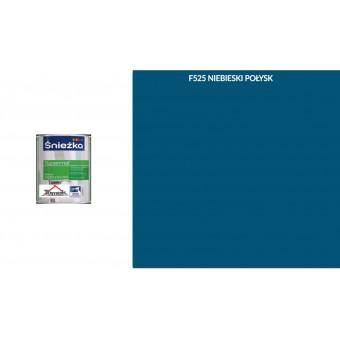 Supermal, 2,5  L, albastru, vopsea email F525