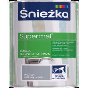 Supermal, 0,8 L, minta verde, vopsea email F510