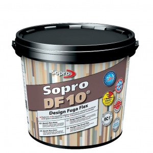 Chit pt rosturi, SOPRO  DF10  Nr 28 jasmin 5 kg, int.-ext.   1056