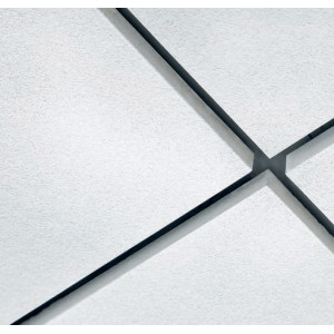 AMF - ACOUSTIC SF, 600x600x24mm ( 8 buc, 2.88 m2),  placa pt tavan suspendat