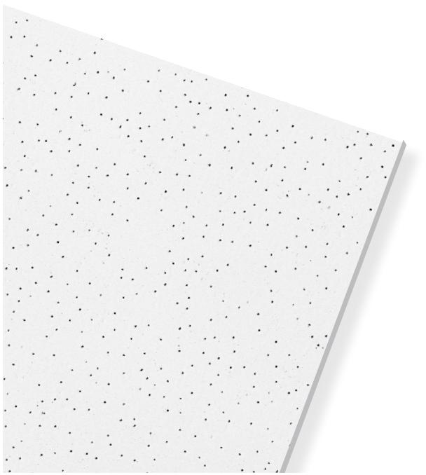 AMF -  FILIGRAN , 600x600x13 mm,  ( 18 buc- 6,48m2), placa pt tavan suspendat